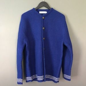Vintage Heavyweight Sweater Jacket
